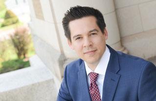 Alex Gebbie, Broker for P&D Property Management