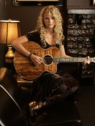 Taylor Swift in 2006