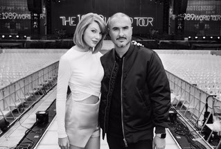 Taylor Swift & Zane Lowe for Beats 1 Radio (Apple Music, 2015)
