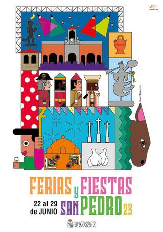 Fiestas en Zamora Feria y Fiestas de San Pedro