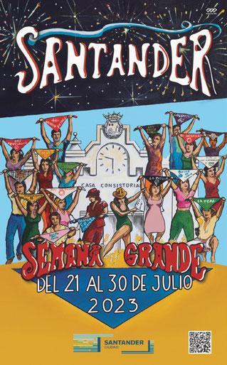 Fiestas en Santander Semana Grande