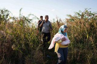 Felix Volkmar, Lost Between Orders, Flüchtlinge, Balkanroute,Flucht,Refuges,