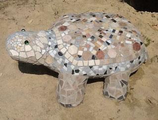Schildkröte Mosaik