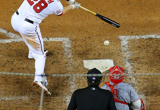 In battuta Jayson Werth (Foto da Tony Quinn/Icon SMI, via, Corbis New York Times)