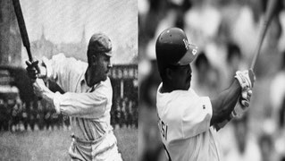 Nell'immagine Victor Trumper (a sx) e Raul Dodgers (dx) - Getty Images