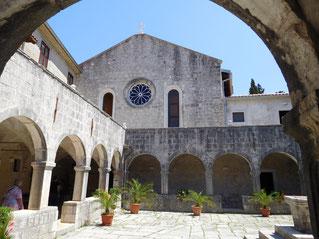 Franziskaner-Kloster auf Kosljun