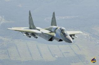 MiG-29UPG  - © RAC MiG