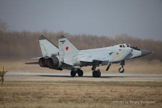 MiG-31 BM