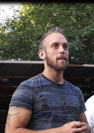 Jérôme Delparte est le coach du Battle Club.