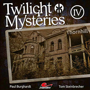 CD-Cover Twilight Mysteries Thornhill