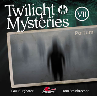 CD-Cover Twilight Mysteries Portum