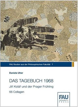 """Titel """"Das Tagebuch 1968"""""""