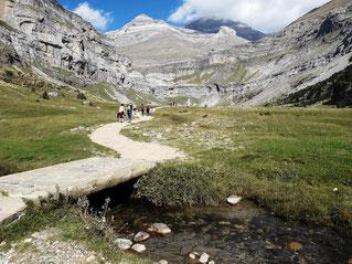 Camino al P.N. de Ordesa y Monte Perdido © Foto: Pablo Villacampa