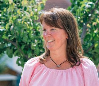 Portrait Silke Kirschbaum