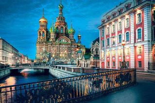 Tsarskoye Selo-Catherine Palace