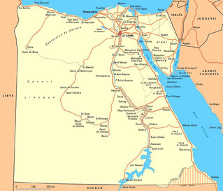 circuit sur mesure egypte pour individuel