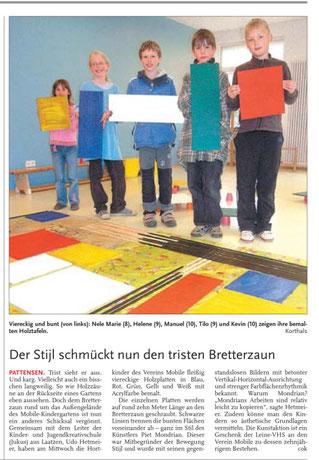 Leine-Nachrichten vom 28.05.2010