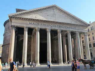 Экскурсия по Риму Пантеон