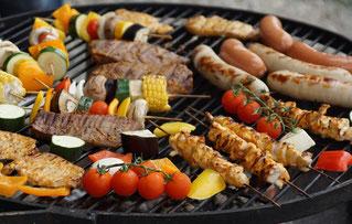 camping avec barbecue à Gastes (40160)
