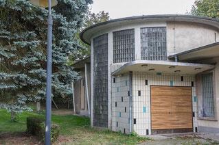 Aula Gadebusch, Foto H. Meyer