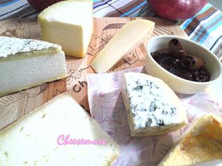 秋のチーズフェアで購入したチーズ達