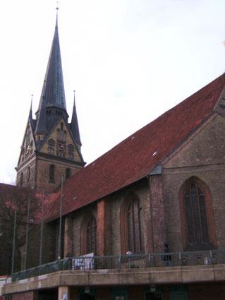 St.-Nikolai-Kirche Flensburg
