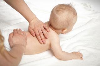 Beate Blätz Osteopathie mit Säuglingen
