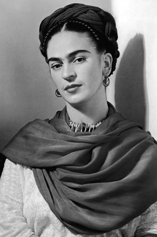 histoire des arts Frida Kahlo biographie