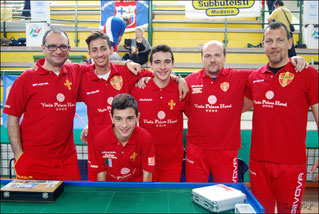Il Messina presente al girone di ritorno di Serie C a San Benedetto del Tronto