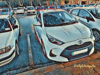 parkeren op de luchthaven Eindhoven