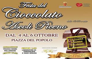 Festa del Cioccolato 2019 - Ascoli Piceno