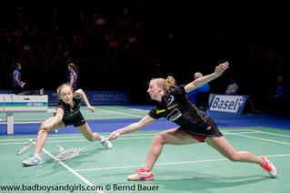 Aus im Viertelfinale für Muskens/Piek (Bild: Bernd Bauer)