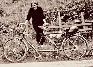 Gisela am Grenzberg hinter Kössen