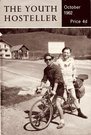 Tandem-Tour mit Malcolm nach Wien