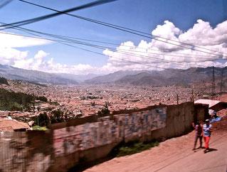Cusco - früher Hauptstadt des Inka-Reiches