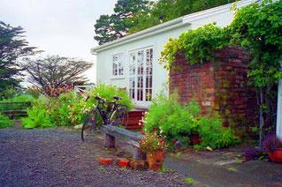 ein schönes Cottage mit viel Atmosspäre