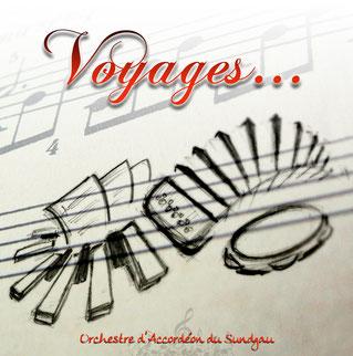 "CD ""Voyages"""