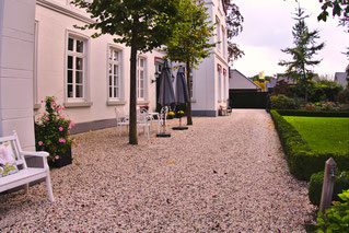 Das Gut Heidefeld in Bocholt Spork NOSW Heister Business Solutions