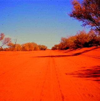 Ayers Rock beste Reisezeit Outback Australien