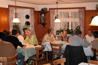 Gaststube Restaurant Kandern-Tannenkirch