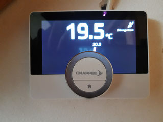 Thermostat avec WI-FI intégré
