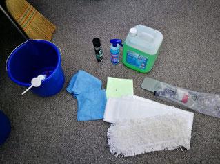 Hausmeister Reinigung