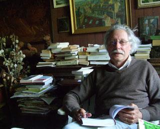 Jean-Luc Steinmetz, poeta e saggista francese
