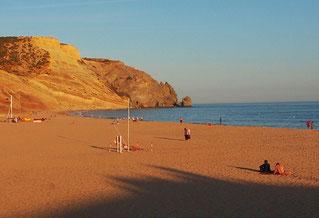 Abendstimmung am Strand von Costa de la Luz