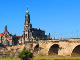 das klassische Dresden-Motiv