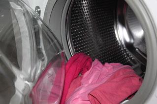 Haushalt organisieren - Wäsche sortieren