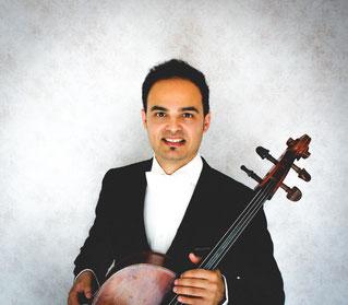 Nicolas Faure, violoncelliste