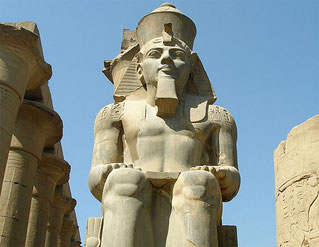El faraón Ramsés