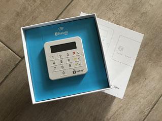 Kleines Gerät - große Wirkung: Bei Ihrem Fliesenleger funktioniert ab sofort die bargeldlose Sofortzahlung mit Sum up.
