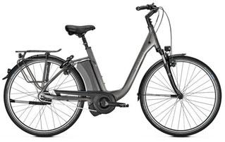 Kalkhoff Agattu City e-Bikes 2018